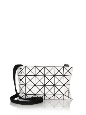 Qoo10 - Bao Bao Issey Miyake Lucent Basic Faux Leather Crossbody Bag   Bag    Wallet 8970ae908437c
