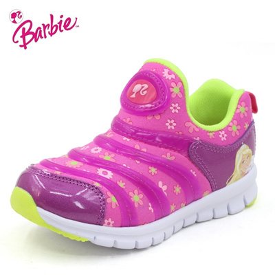 b66a3a30e50 ... lightbox moreview ... Qoo10 - Barbie shoes counter girls sneaker 2017  Caterpillar spring brand of ch...   Baby   Maternity