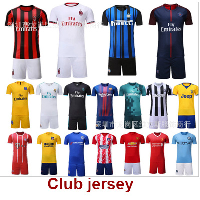 info for 671e6 06548 Barcelona Atletico Real Madrid Paris Juventus Manchester United Club Jersey  Football Jersey
