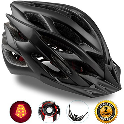 4d1e9108213 Qoo10 - [BASECAMP] Specialized Bike Helmet with Safety Light, CPSC Certified,  ... : Sports Equipment