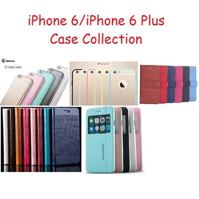 promo code cbc49 06d19 Baseus[Baseus][TOTU][KALAIDENG] iPhone 6/6 Plus Phone Case Collection Slim  Case PU Leather Cover Casing Freebies