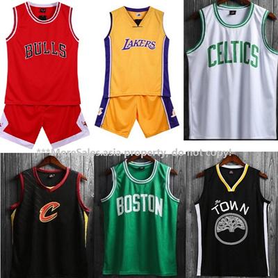 3a61d99a79852b Qoo10 - BasketBall Jersey top + Shorts short pants set bulls lakers spurs  cavs...   Athletic   Outdo.