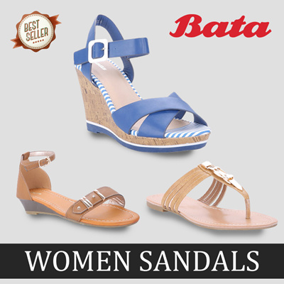 Qoo10 Bata Ladies Sandal Wanita Model Terbaru Women Sandals