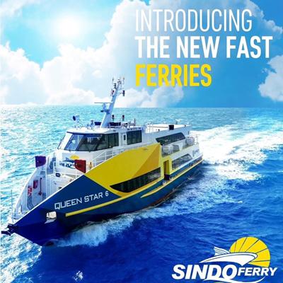 Batam 2way Ferry Ticket by Sindo Ferry (LOWEST PRICE GUARANTEE!)