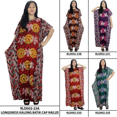 Long Dress Kalong   Bat   Lowo Smooth Batik Stamp Pekalongan   Seepwear  (RLD002- da59ba9b60