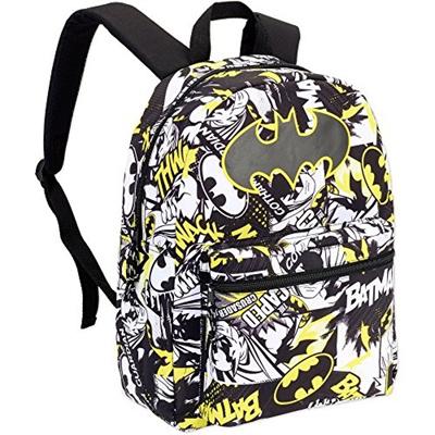 78610c0d5150 Qoo10 - (Batman) Batman Comic 16 Backpack-   Kids Fashion