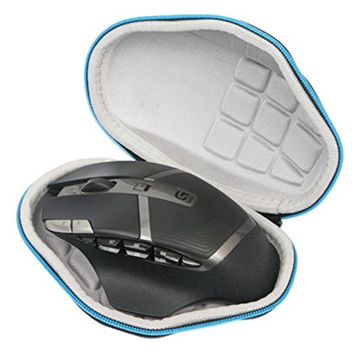 (Baval) Game Boy Color For Logitech G602 Gaming Wireless Mouse Hard Case  Portable Bag by Baval-