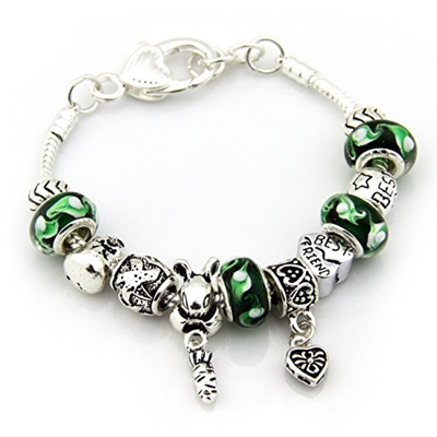 bracelets bead products stretch bracelet lavune onyx evil eye silver