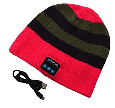 722319c98a6 Qoo10 - BearsFire Bluetooth Music Hat Knitted Winter Hat Magic Hat  Hands-free ...   Computer   Game