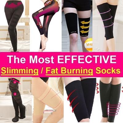 6067101d768a1 Slimming Fat Burning Socks   Legging - Thigh   Calf Shaper   Slimmer -  ELEPHANT LEGS