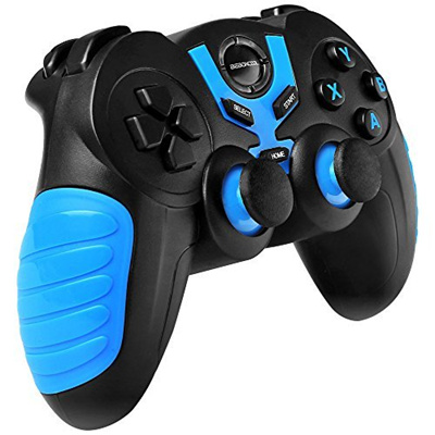 BEBONCOOL B21 Bluetooth Gamepad for for Android Phone/Tablet/TV Box/Gear  VR/Emulator (Not Clip Inclu