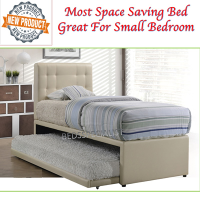 [Beds Specialist] Space Saving Bedframe