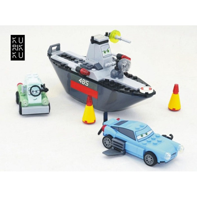 qoo10 bela lets go cartoon cars building block series toys. Black Bedroom Furniture Sets. Home Design Ideas