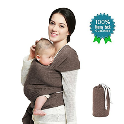 Qoo10 Belopo Hh Grey 001 Baby Wrap Carrier Baby Sling Dad And