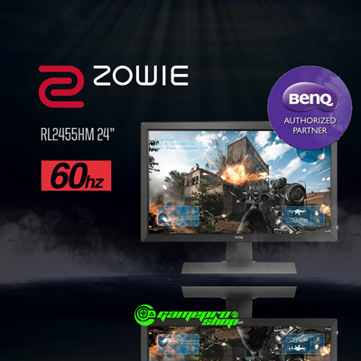 BenqBenQ ZOWIE RL2455 24 inch 1ms Console Esports Gaming Monitor /  Authorised Reseller / Local Warranty