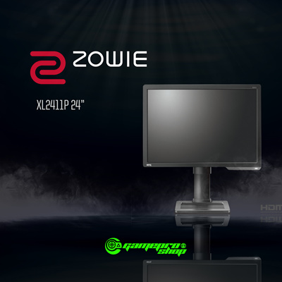 BenqBenQ ZOWIE XL2411P 24 inch 144Hz 1ms Esports Gaming Monitor (Ready for  PUBG) / Local Warranty