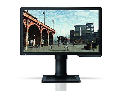 (BenQ) Electronic Game BenQ XL2411Z 144Hz 1ms 24 inch Gaming Monitor NVIDIA  3D Vision Supported s