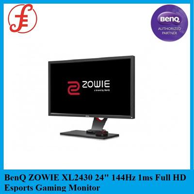 [BENQ]BenQ ZOWIE XL2430 24 144Hz 1ms Full HD Esports Gaming Monitor