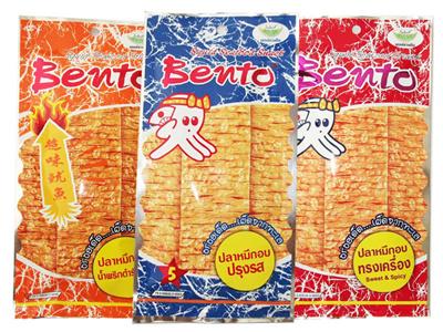 Qoo10 - Bento Squid Seafood : Groceries