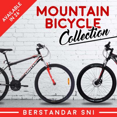 Qoo10 Berbagai Macam Sepeda Gunung / Sepeda MTB Ukuran
