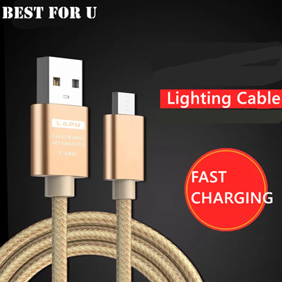 Best For U Fast Charging Usb Cable Ios And Android Iphone 6 7 8 Ⅹ S Plus Xiaomi Samsung
