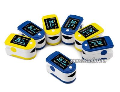 ★BEST GIFT FOR your family★finger pulse oximeter blood oxygen spo2 oxymeter  saturation oximetro satu