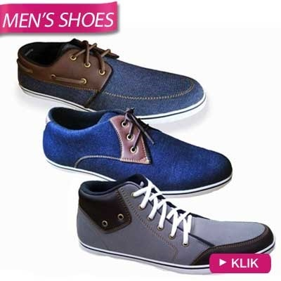 Qoo10 -  BEST PRICE  DENIM VS SNEAKERS SHOES 4 TYPE AVAILABLE SO ... 4d0f7fe019