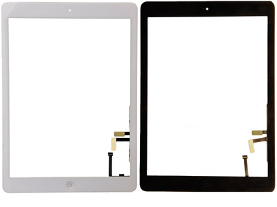 Best Quality Brand New ipad 2/3/4/Air/mini Touchscreen Digitizer for  replacement of cracked screen