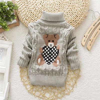 e22772877d4f Qoo10 - BibiCola baby girls boys autumn winter wear warm cartoon ...