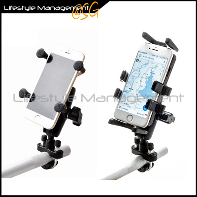 Bicycle Bike Motorcycle Mobile Handphone Gps Phone Cradle Mount Stand Holder Motorcycles Bikes