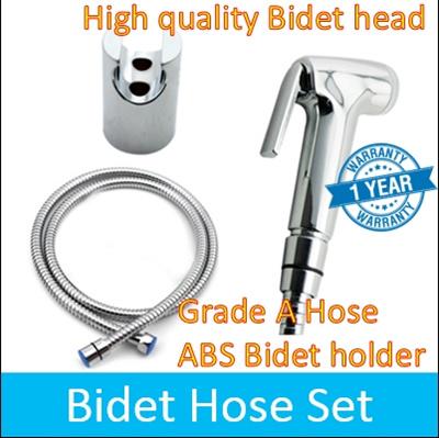 Qoo10 Bidet Toilet Spray Hose Set Good Water Pressure Hose Cheap