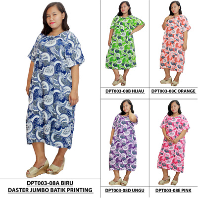 Midi Batik Print Bpt002. Source · Big Daster Short Sleeve Batik /