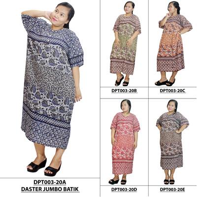 Daster Batik Print Dpt001 20a - Info Daftar Harga Terbaru Indonesia 932da691e5