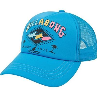 9f5fbc8830c433 Qoo10 - Billabong Junior s Retro Logo Trucker Hat?? Fiji Blue?? One Size  B0167... : Fashion Accessor.