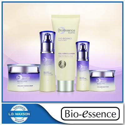 8cb51b61345  BIO ESSENCE  Bio Bounce Collagen Cleanser Skin Enhancer  Essence  Essence  Cream