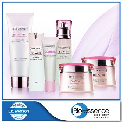 [Bio-Essence] Bio White Advanced Whitening - Night Cream/ Refiner/ Serum