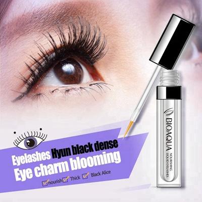 cf65f2bbf9d BIOAQUA Nourishing Fluid Repair Thick Eyelashes Serum Growth Treatments  [7ml]