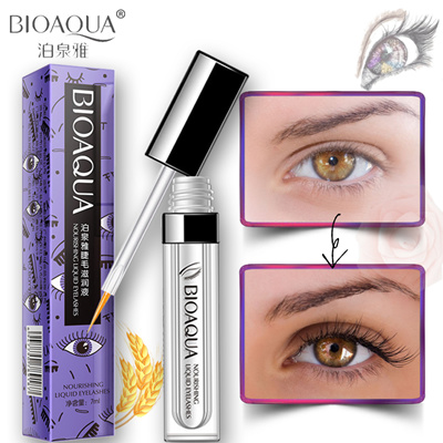 63bedd7b27e Qoo10 - BIOAQUA NOURISHING LIQUID EYELASHES SERUM - ADVANCING AND IMPROVING  EY... : Cosmetics