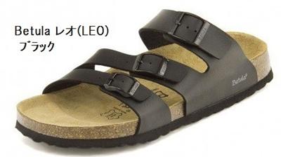 8d5ce614cbb7 Betula Leo (LEO) Foot Pet Sandal  Birkenstock Betula  BIRKENSTOCK BL  1004795 BL