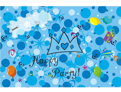 Qoo10 Birthday Poster wallpaper Theme Wallpaper Banner birthday