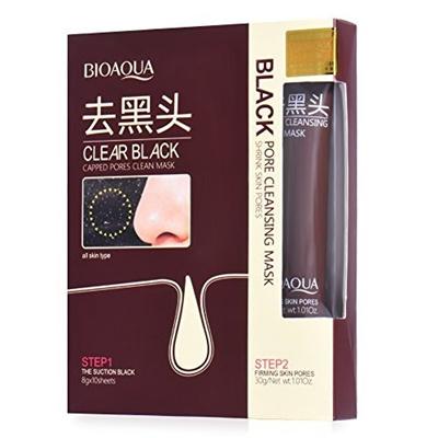 Blackhead Nose Remover,Molie Black Face Mask Blackhead Killer Nose Strip  Deep Cleaning Nose Paste