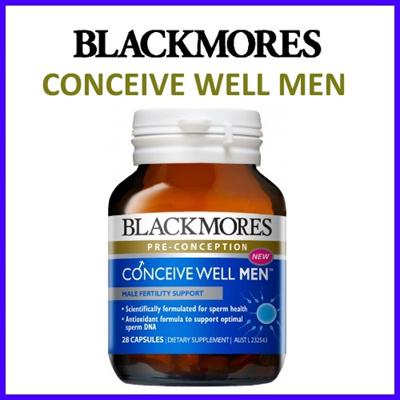Qoo10 - 【Blackmores】★ Conceive Well Men 28 Tablets ★ Pre ...