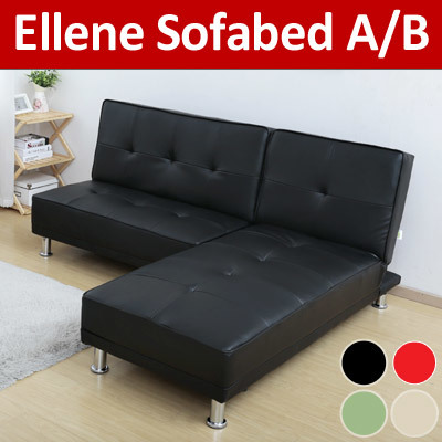Qoo10 Ellene Sofa Couch Sofabed Bed Sale Furniture Home Deco