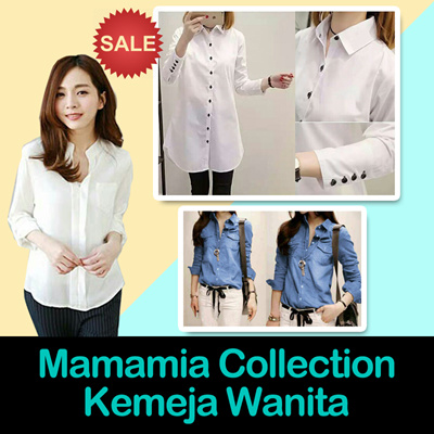 Blouse Collection - Good Quality - mamamiacollection
