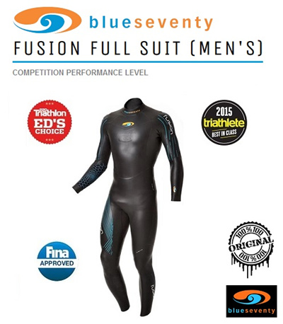 41715b4e48c Qoo10 - Blueseventy Fusion Full Suit Mens. FREE SHIPPING!!! : Sports ...