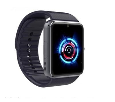 Bluetooth Smart Watch Wristwatch untuk Apple Iphone Iphone Android Phone PK  DZ09 4 Warna acb27747aa