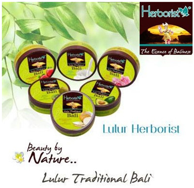 [Body scrub - Traditional Bali Lulur] *5 Free 1* Herborist only at $5 9  While stock lasts  DIYscrub