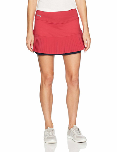 00760c5123 Qoo10 - Bolle Womens Tulip Fields Pleated Skirt with Shorts : Sports  Equipment