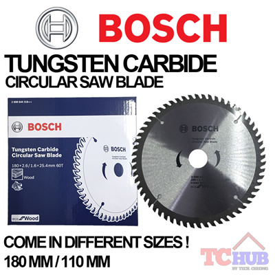 Qoo10 bosch circular saw b tools gardening bosch eco circular saw blade for wood or aluminium come with 2 different sizes 110 greentooth Image collections