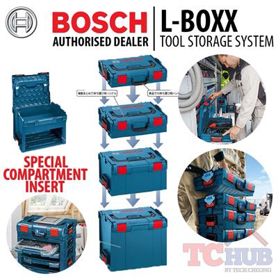 qoo10 bosch l boxx tools gardening. Black Bedroom Furniture Sets. Home Design Ideas